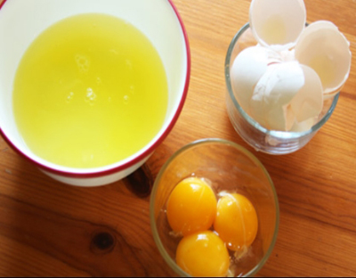 almond-oil-with-egg