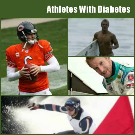Athletes Living With Diabetes