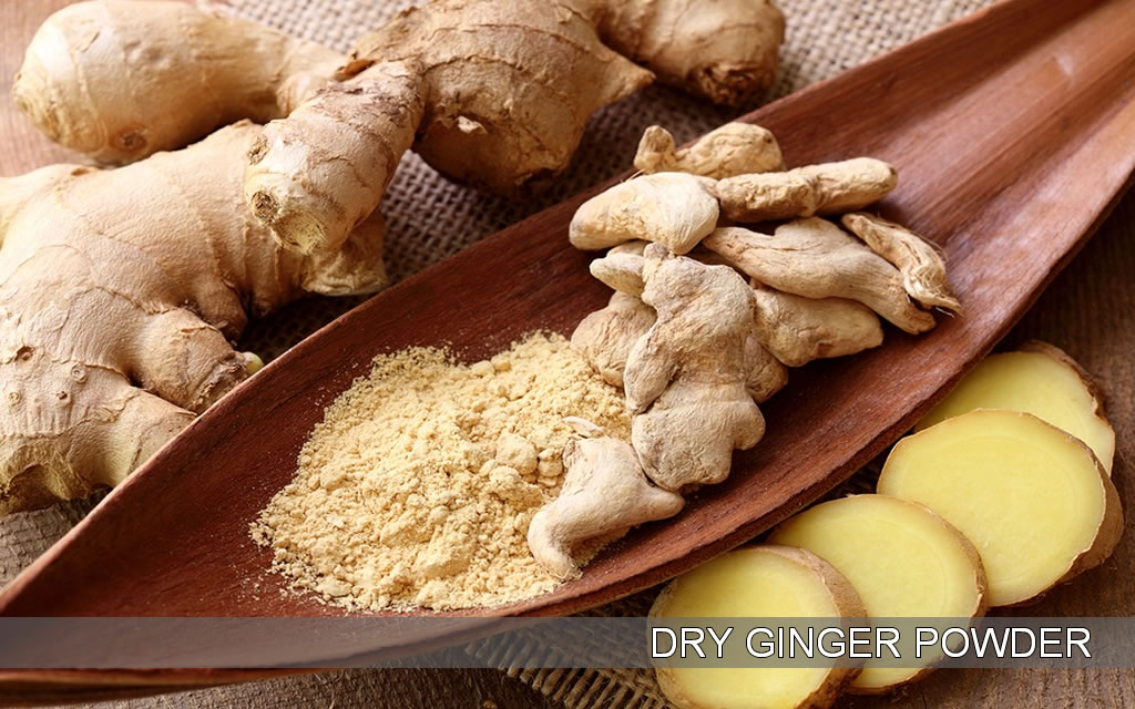 Ginger – Natural Benefits and Curative Properties