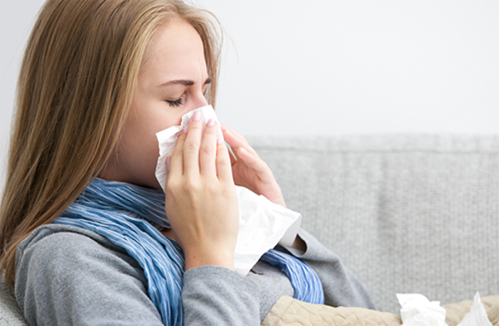 Influenza – Causes, Symptoms And Home Remedies