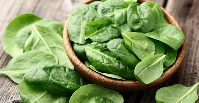 Spinach – Natural Benefits and Curative Properties