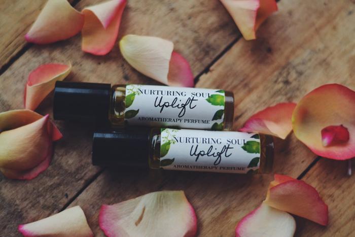 Aromatherapy Perfume