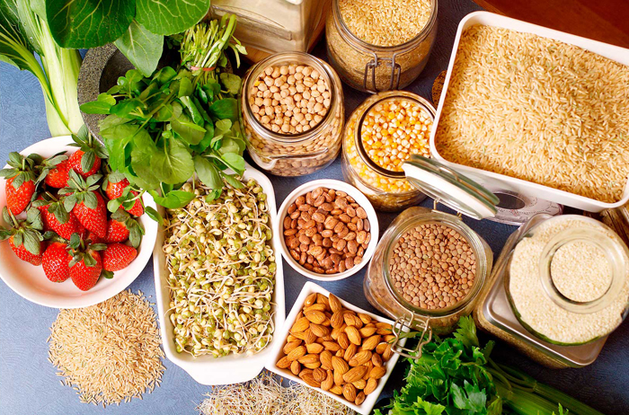 High Protein Vegetarian Diet