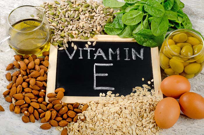 Vitamin E – Benefits, Deficiency Symptoms And Food Sources
