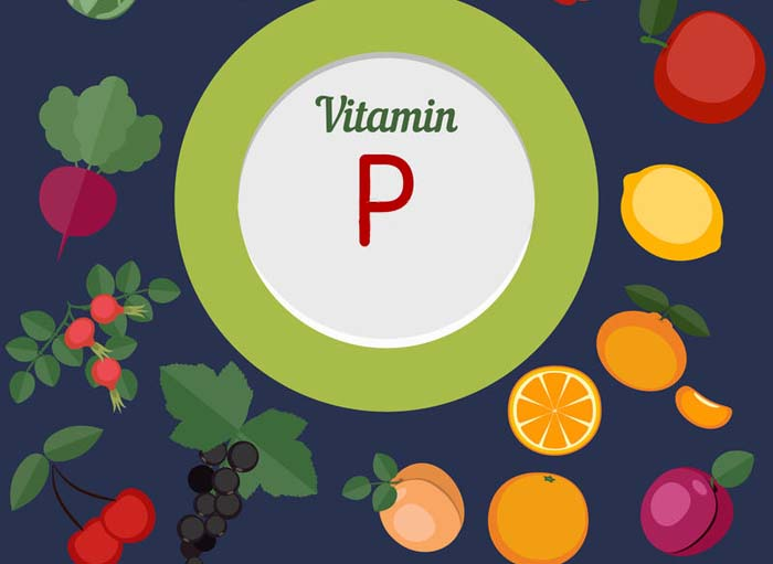 Vitamin P – Benefits, Deficiency Symptoms And Food Sources