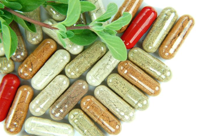 Memory Retention Homemade Herbal Capsules