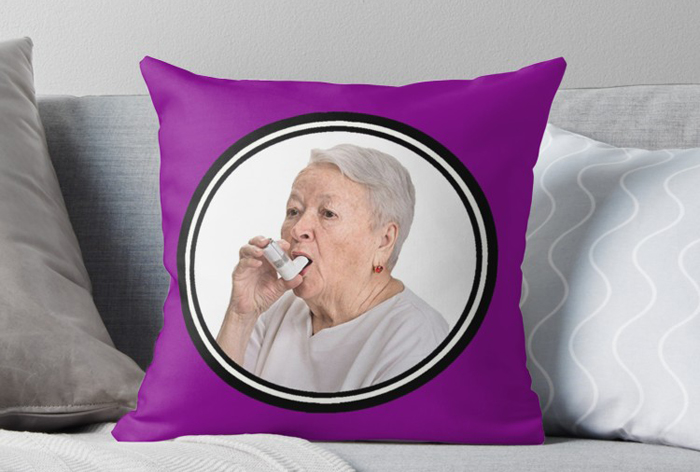 Pillows in Asthma