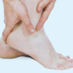 Ankle Strain Injury
