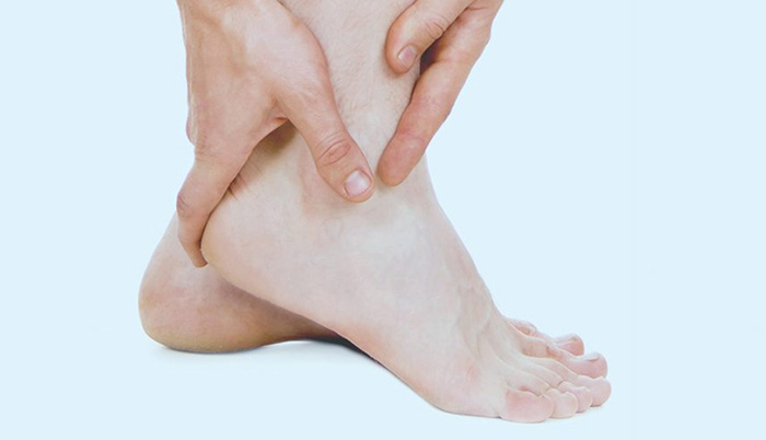 Ankle Strain Injury