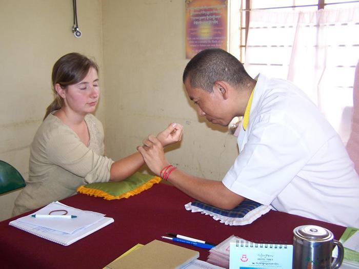 Tibetan Doctor